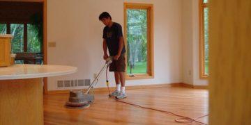 Floor Repairs & Refinish